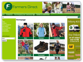 thumbnail Farmers Direct - eshop
