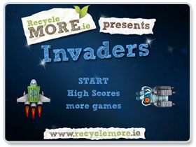thumbnail Recyclemore - Invaders