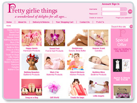 thumbnail Pretty Girlie Things - eshop