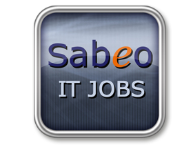 thumbnail Sabeo IT Jobs iPhone a Android aplikace