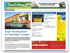thumbnail Town and Village